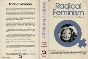 Radical Feminism Full Cover